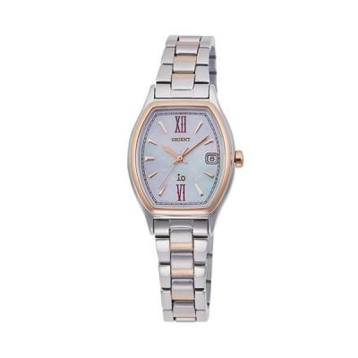 正規品 ORIENT iO オリエント イオ Natural & Plain クォーツ レディース腕時計 RN-WG0010A