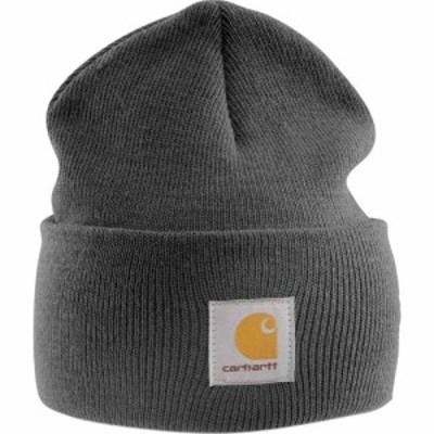 カーハート Carhartt ユニセックス ニット ニットキャップ 帽子 A18 Watch Hat Coal Heather