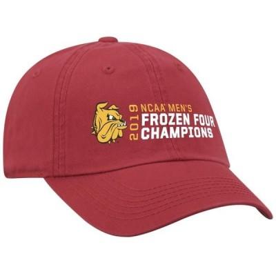 メンズ スポーツリーグ アメリカ大学スポーツ Minnesota Duluth Bulldogs Top of the World 2019 NCAA Men's Ice Hockey National Champio