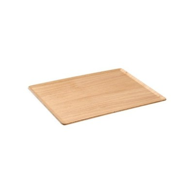木製 トレー 6枚セットPLACE MAT プレイスマット 36x28cm  バーチ お盆 カフェ おしゃれ〔お取り寄せ商品〕