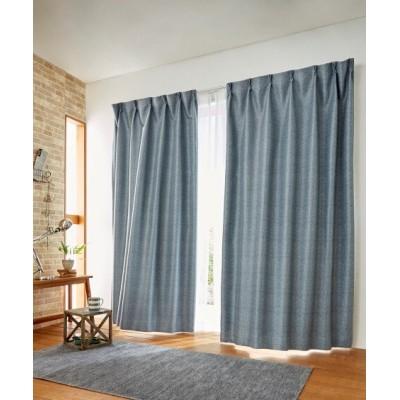 【送料無料!】ダマスク柄遮光カーテン ドレープカーテン(遮光あり・なし) Curtains, blackout curtains, thermal curtains, Drape(ニッセン、nissen)