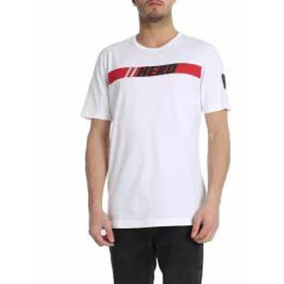 Rossignol メンズトップス Rossignol Cotton T-shirt White