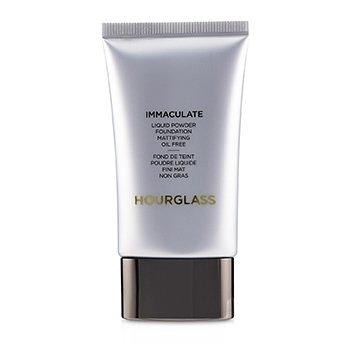 SW HourGlass-85 無瑕礦質粉底液Immaculate Liquid Powder Foundation-# Porcelain
