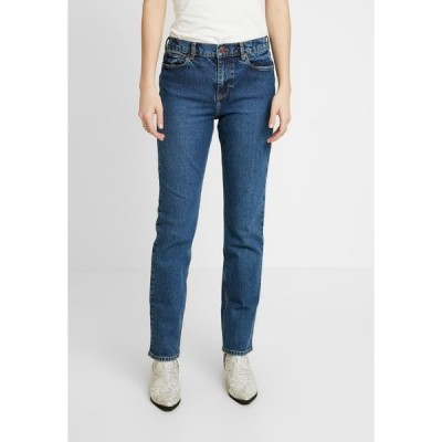 サムスサムス デニムパンツ レディース ボトムス ADELINA - Straight leg jeans - salt & pepper