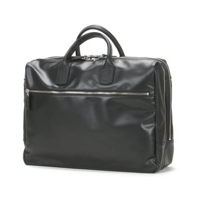 【カバンのセレクション】 吉田カバン ポーター リアル ビジネスバッグ メンズ 防水 2WAY B4 PORTER 820-07263 ユニセックス ブラック フリー Bag&Luggage SELECTION