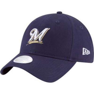 ニューエラ キャップ Milwaukee Brewers 9Twenty Adjustable Hat