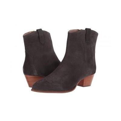 Joules レディース 女性用 シューズ 靴 ブーツ アンクル ショートブーツ Elmwood - Grey
