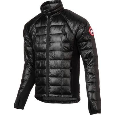 カナダグース ジャケット&ブルゾン メンズ アウター Hybridge Lite Down Jacket - Men's Black