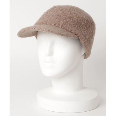 BEAVER / tuduri/ツヅリ ひつじキャップ WOMEN 帽子 > キャップ