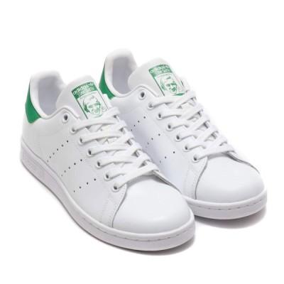 アディダスオリジナルス adidas Originals スニーカー スタンスミス W (RUNNING WHITE/RUNNING WHITE/GREEN) 19FW-I at20-c