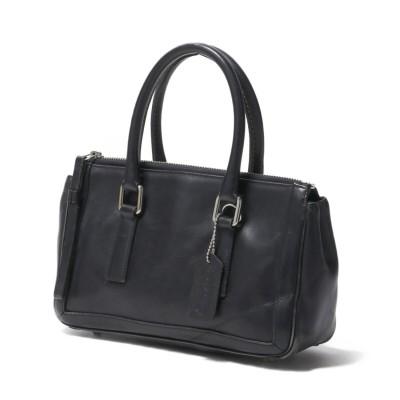 ビンテージ VINTAGE COACH MINI HAND BAG (BLACK)