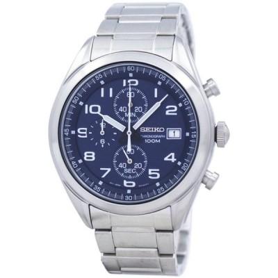【送料無料】セイコー SEIKO メンズ腕時計 海外モデル QUARTZ CHRONOGRAPH クオーツ クロノグラフ SSB267P1
