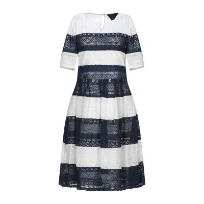 LA KORE ミニワンピース&ドレス ダークブルー 0 コットン 100% ミニワンピース&ドレス