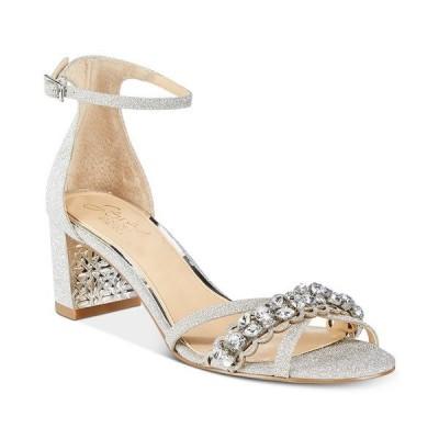 ジュウェルダグレイミシュカ サンダル シューズ レディース Giona Women's Evening Sandal Silver