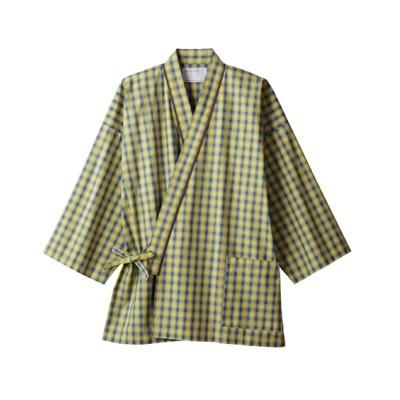 MONTBLANC 59-425 患者衣上衣(8分袖)(男女兼用) ナースウェア・白衣・介護ウェア