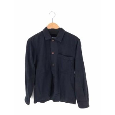エムエイチエル MHL. ワークシャツ サイズJPN:S メンズ 【中古】【ブランド古着バズストア】