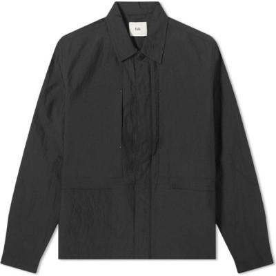 フォーク Folk メンズ ジャケット アウター junction jacket Soft Black