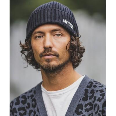 CAMBIO / mko9844-Almighty Rib Knit Cap ニットキャップ MEN 帽子 > ニットキャップ/ビーニー