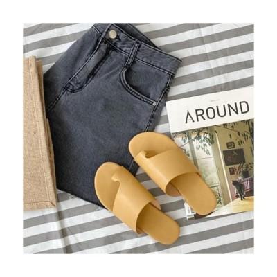 レディース サンダル Pig slippers sandals
