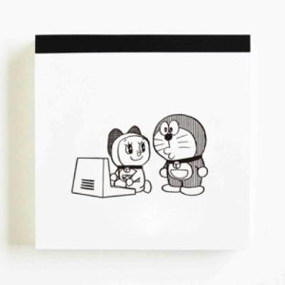 ドラえもん メモ帳 スクエア メモ ドラミ プチギフト アニメキャラクター グッズ メール便可