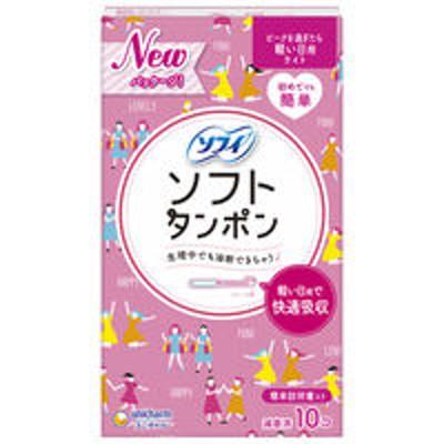 ユニ・チャームタンポン 軽い日用 ソフィ ソフトタンポン ライト 1箱(10個入) ユニ・チャーム