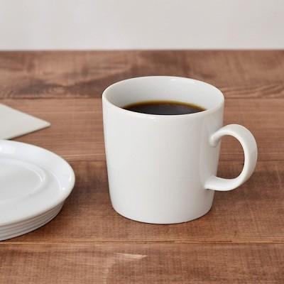 マグカップ 切立ホワイト 250cc マグ コーヒーマグ コップ カップ 白い食器 カフェ食器 カフェ風 洋食器 シンプル モダン おしゃれ