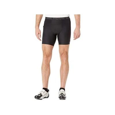 パールイズミ Minimal Liner Shorts メンズ 半ズボン Black