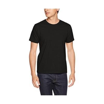 [プリントスター] 半袖 6.6オンス ハイグレード Tシャツ 00158-HGT メンズ ブラック 日本 XXL-(日本サイズ3L相当)