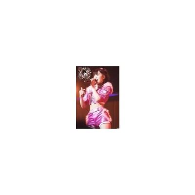 中古生写真(AKB48・SKE48) 岡部麟/ライブフォト・膝上・衣装ピンク・白・左向き・左手マイク・右手上げ・口開け/AKB48