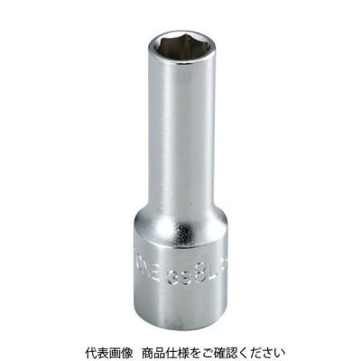 TONETONE(トネ) TONE ディープソケット(6角) 15mm 3S-15L 1個 122-4409(直送品)