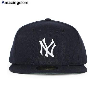 ニューエラ 59FIFTY ニューヨーク ヤンキース 【MLB 1910 COOPERSTOWN GAME FITTED CAP/NAVY】 NEW ERA NEW YORK YANKEES