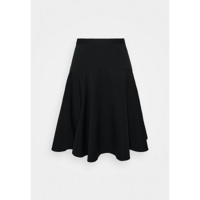 ラルフローレン スカート レディース ボトムス HENA SKIRT - A-line skirt - polo black