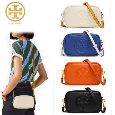 TORY BURCH ☆ PERRY BOMBÉ MINI BAG