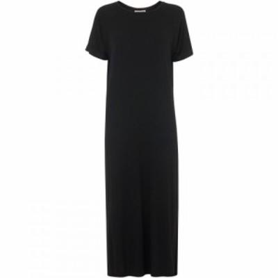 ホイッスルズ Whistles レディース ワンピース ロング ワンピース・ドレス Longline Jersey Dress Black