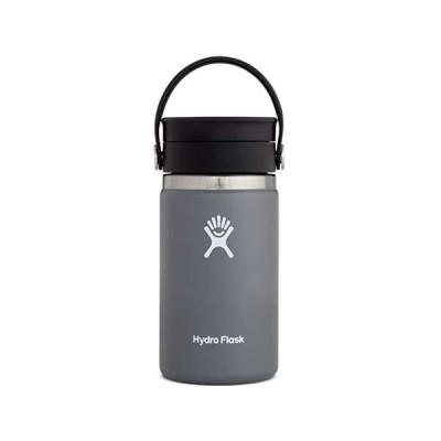 ハイドロフラスク 真空ボトル 保冷 保温 12oz(354ml) フレックスシップ ワイドマウス 39ストーン (39Stone 354ml)