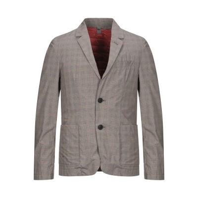ADD テーラードジャケット ドーブグレー 48 ナイロン 100% テーラードジャケット