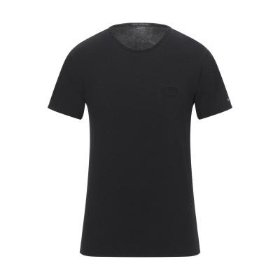 ダニエル アレッサンドリーニ DANIELE ALESSANDRINI T シャツ ブラック S コットン 100% T シャツ