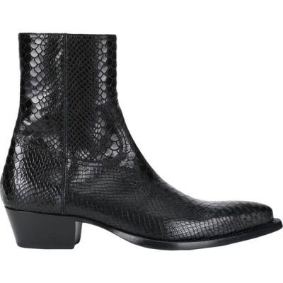 フロム ザ ファースト FROMTHEFIRST メンズ ブーツ シューズ・靴 diego boots Black