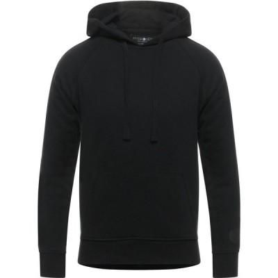 ハイドロゲン HYDROGEN メンズ スウェット・トレーナー トップス Sweatshirt Black