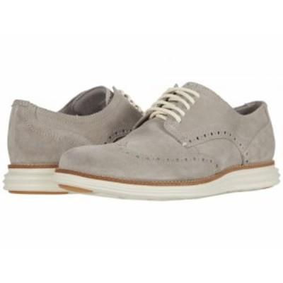 Cole Haan コールハーン メンズ 男性用 シューズ 靴 オックスフォード 紳士靴 通勤靴 Original Grand Wingtip Oxford Gray【送料無料】