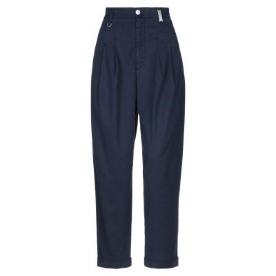HIGH パンツ ブルー 42 テンセル 64% / コットン 34% / ポリウレタン 2% パンツ