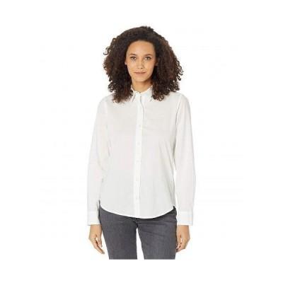 Levi's(R) Womens リーバイス レディース 女性用 ファッション ボタンシャツ The Classic Batwing Shirt - Bright White
