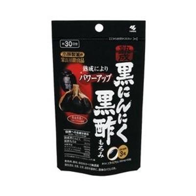 納期約1~2週間 熟成黒にんにく黒酢もろみ 90粒