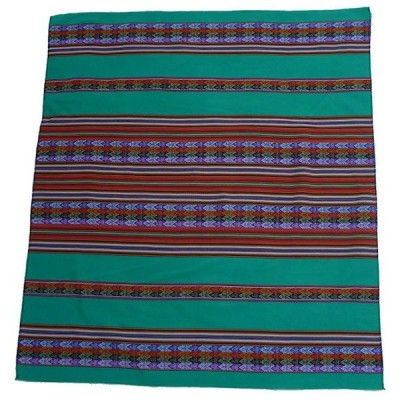 MA-T07 マンタ 民族織物 アンデス ペルー フォルクローレ衣装 ポンチョ