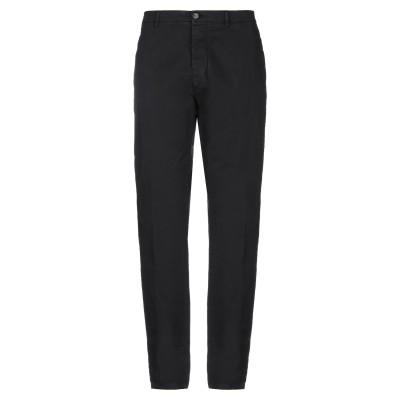 THIRD DENIM LTD. パンツ ブラック 52 コットン 96% / ポリウレタン 4% パンツ