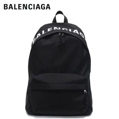 【2020SS】バレンシアガ  WHEEL BACKPACK ナイロン バックパック・リュック【ブラック】 507460 HPG1X 1070/BALENCIAGA/m-bag
