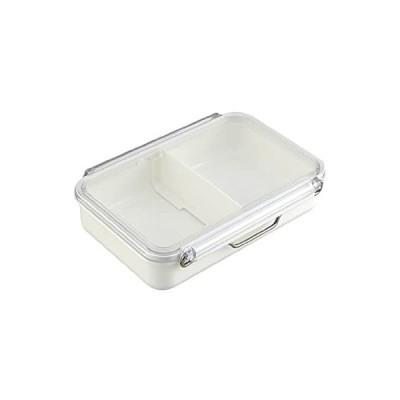 岩崎工業岩崎 弁当箱 ランチボックス 日本製 密閉 密封 漏れない 抗菌 食洗機可 レンジ可 割れない パッキン付き ステンレスロック式保存容器 パワ
