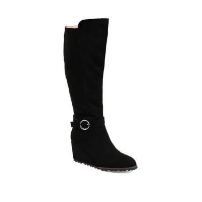 ジュルネ コレクション レディース ブーツ・レインブーツ シューズ Comfort Extra Wide Calf Veronica Boot