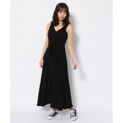 【ロイヤルフラッシュ】Ballet by BACKLASH/バレエ バイ バックラッシュ/WRAPPED DRESS