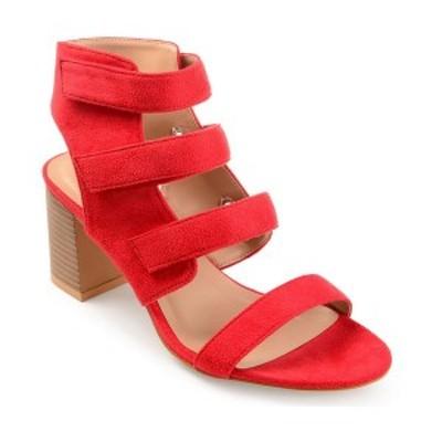 ジャーニーコレクション レディース サンダル シューズ Women's Perkin Sandals Red